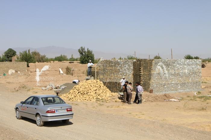 روستای کنگ علیا- زاوه