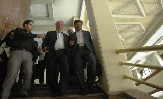 پلههای استانداری؛من و آقای وزیر